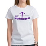 Counterexample! Women's T-Shirt