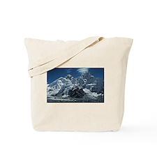 Unique Shangri la Tote Bag