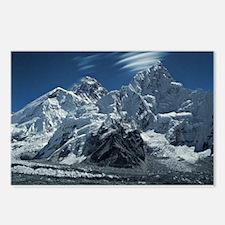 Unique Everest Postcards (Package of 8)