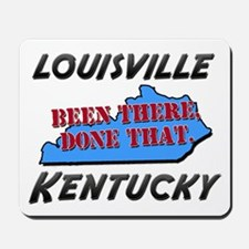 louisville kentucky - been there, done that Mousep