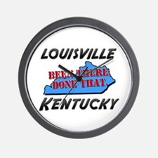 louisville kentucky - been there, done that Wall C