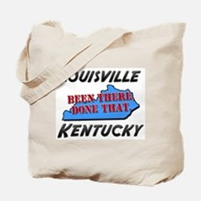 louisville kentucky - been there, done that Tote B