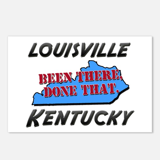 louisville kentucky - been there, done that Postca