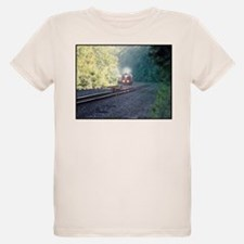 Conrail Office Car Train T-Shirt