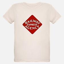 Railway Express Color Logo T-Shirt