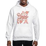 Hope Pink Ribbon Hooded Sweatshirt