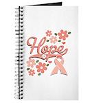 Hope Pink Ribbon Journal
