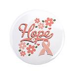 Hope Pink Ribbon 3.5