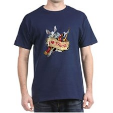 I LOVE ALICE - BLUE EYES T-Shirt