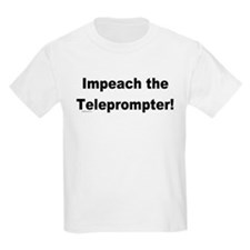 Impeach The Teleprompter T-Shirt