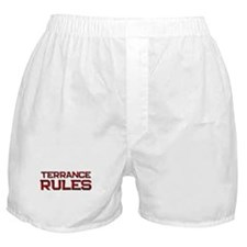 terrance rules Boxer Shorts
