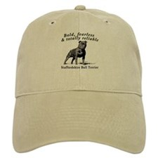 Bold Fearless & Totally Reliable Baseball Cap