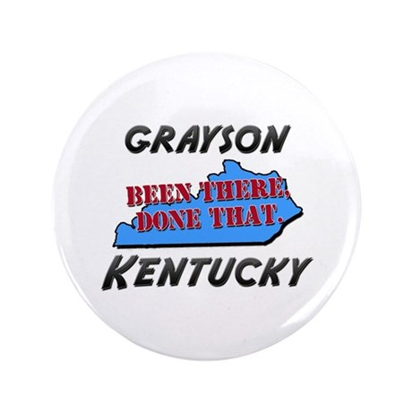 "grayson kentucky - been there, done that 3.5"" Butt"