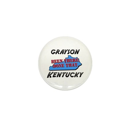 grayson kentucky - been there, done that Mini Butt
