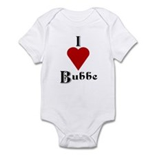 I Love Bubbe Infant Bodysuit
