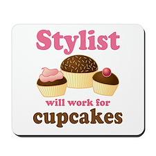 Stylist Cupcake Mousepad