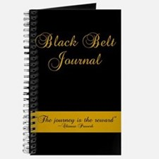 Black Belt Journey Journal