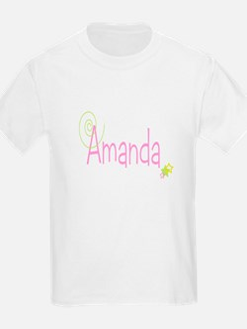 Unique Amanda T-Shirt