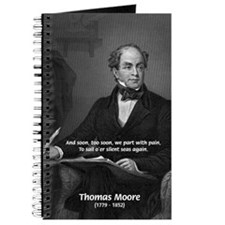 Irish Poet: Thomas Moore Journal