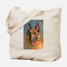 Arty Terv Tote Bag