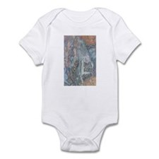 Abstract Horse Infant Bodysuit