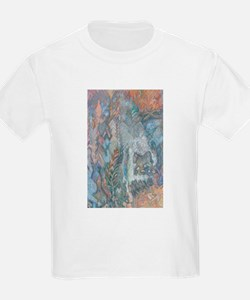 Abstract Horse T-Shirt