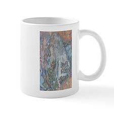 Abstract Horse Mug