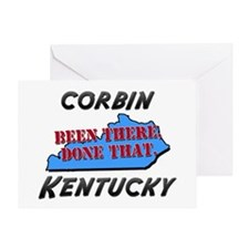 corbin kentucky - been there, done that Greeting C