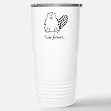 Tough Beaver Travel Mug