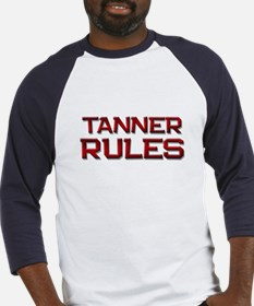 tanner rules Baseball Jersey