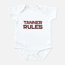 tanner rules Infant Bodysuit