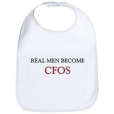 Real Men Become Cfos Bib