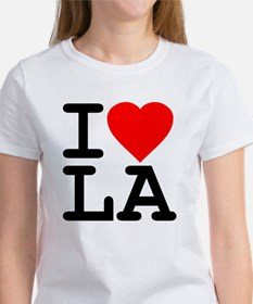 I Love LA Women's T-Shirt