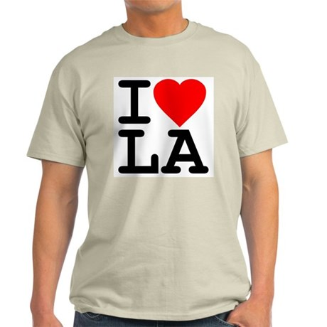 I Love LA Light T-Shirt