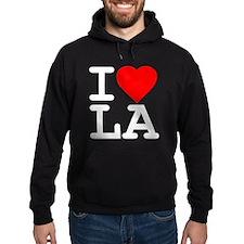 I Love LA Hoody