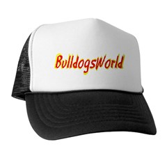 home bulldog gifts Trucker Hat