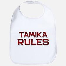 tamika rules Bib