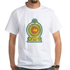 Sri Lanka Coat Of Arms Shirt