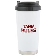 tamia rules Travel Mug