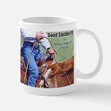 Good Saddle Fit Mug