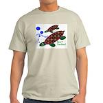 See? Turtles! Ash Grey T-Shirt