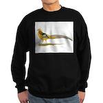 Yellow Golden Pheasant Sweatshirt (dark)