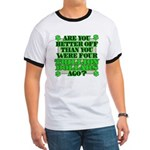 Are you better off? Ringer T