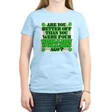 Are you better off? T-Shirt