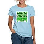 Are you better off? Women's Light T-Shirt