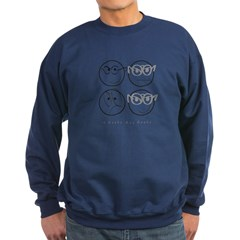 4 Geeks Buy Geeks Sweatshirt