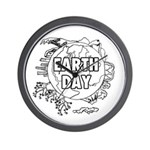 Earth Day 2011 Wall Clock