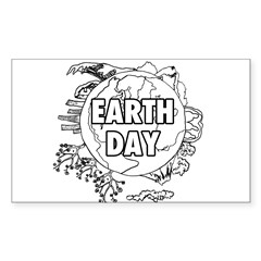 Earth Day 2011 Decal