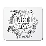 Earth Day 2011 Mousepad