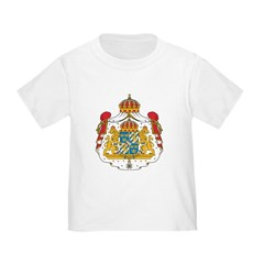 Sweden Coat Of Arms T